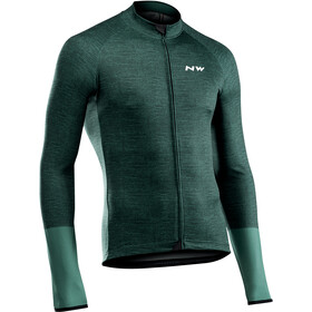 Northwave Blade 3 LS Jersey Men, green forest